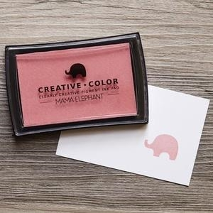Mama Elephant Creative Color BUBBLEGUM Ink Pad