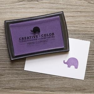 Mama Elephant Creative Color EGGPLANT Ink Pad