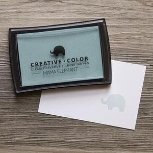 Mama Elephant Creative Color WINTER Ink Pad