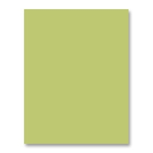 SSS Green Apple Cardstock
