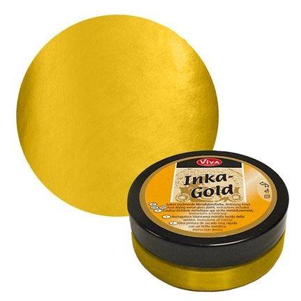 Viva Decor GOLD Inka Gold Beeswax Polish 2.2oz 901 zoom image