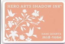 Hero Arts Shadow Ink Pad DARK QUARTZ Mid-Tone AF260