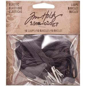 Tim Holtz Idea-ology ELASTIC LOOPS TH93141* Preview Image