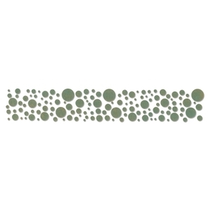 Tim Holtz Sizzix Die CONFETTI Decorative Strip Sizzlits 659574