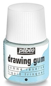 Pebeo DRAWING GUM Liquid Frisquet 072107 zoom image