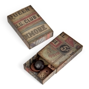 Tim Holtz Sizzix MATCHBOX L Dies Movers & Shapers 659447 Preview Image