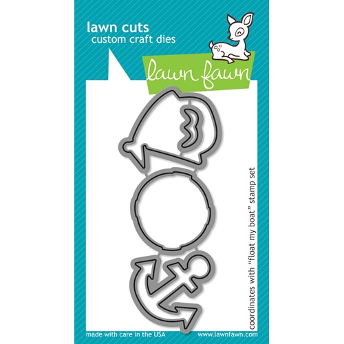Lawn Fawn FLOAT MY BOAT Lawn Cuts Dies LF661 Preview Image