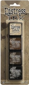 Tim Holtz Distress Ink Pad MINI KIT #3 TDPK40330
