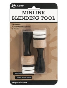 Tim Holtz Mini Round Ink Blending Tool