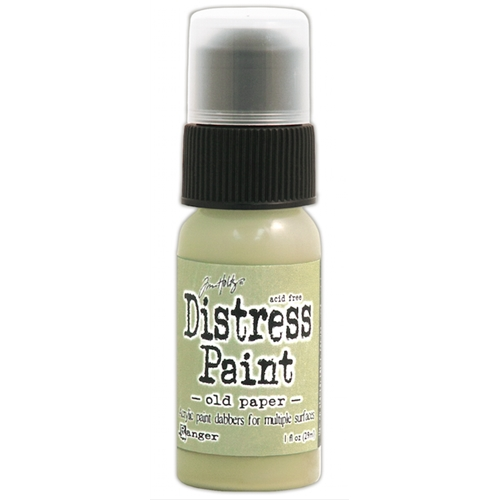 Tim Holtz Distress Paint OLD PAPER Ranger TDD38849 Preview Image