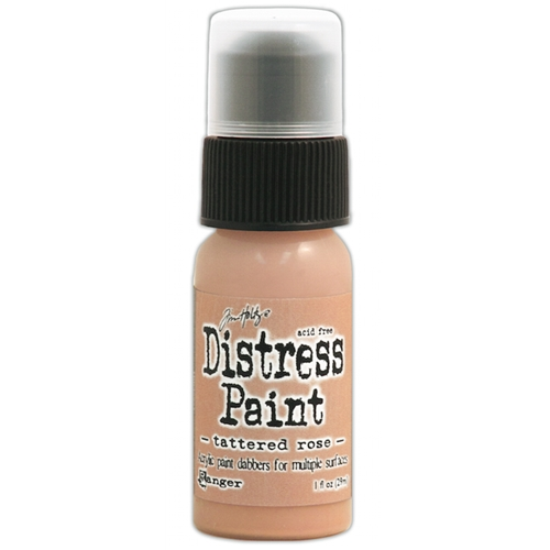 Tim Holtz Distress Paint TATTERED ROSE Ranger TDD38887 Preview Image