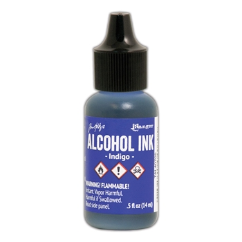 Tim Holtz Alcohol Ink INDIGO Ranger TAL40705