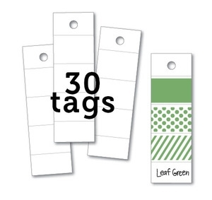 Simon Says Stamps WHITE PAPER SWATCH BLANKS SSSWhite30 Preview Image