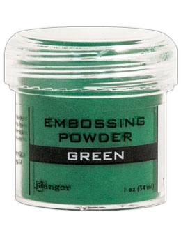Ranger Embossing Powder GREEN EPJ36562