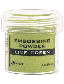 Ranger Embossing Powder LIME GREEN EPJ36586 Preview Image