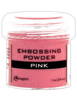 Ranger Embossing Powder PINK EPJ36616