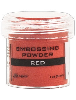Ranger Embossing Powder RED EPJ36630