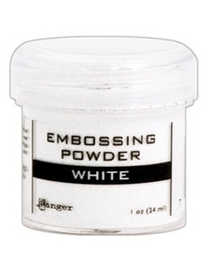 Ranger Embossing Powder WHITE EPJ36685 zoom image