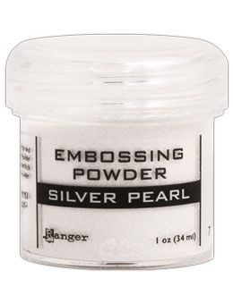 Ranger Embossing Powder SILVER PEARL EPJ37514 Preview Image