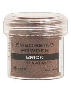 Ranger Embossing Powder BRICK Antiquities EPJ37606