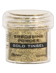 Ranger Gold Tinsel Embossing Powder