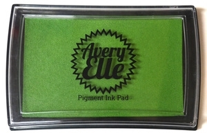 Avery Elle CELERY Pigment Ink Pad I-13-5 Preview Image