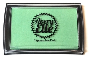 Avery Elle MINT TO BE Pigment Ink Pad I-13-4