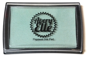 Avery Elle SEA GLASS Pigment Ink Pad 020788