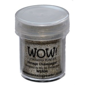 WOW Embossing Glitter VINTAGE CHAMPAGNE Regular WS50R