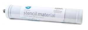 Silhouette STENCIL MATERIAL Adhesive Backed*