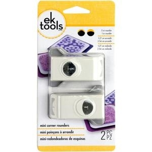 EK Success MINI CORNER ROUNDER Punch Set 54-70026 zoom image