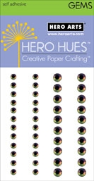 Hero Arts Bling BLACK PEARL Gems CH256