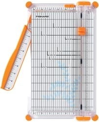 03441 Fiskars PREMIUM CUT LINE Paper Trimmer 12 Inches zoom image