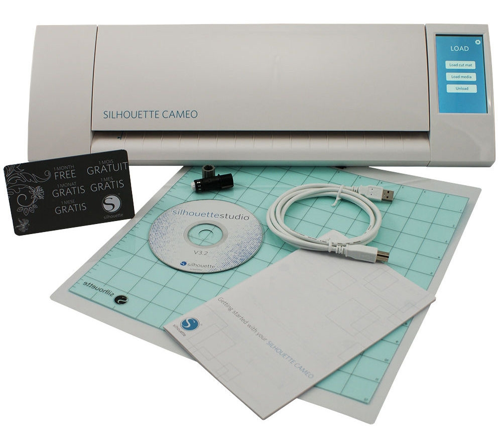 Silhouette CAMEO Digital Cutting Machine 17494* zoom image