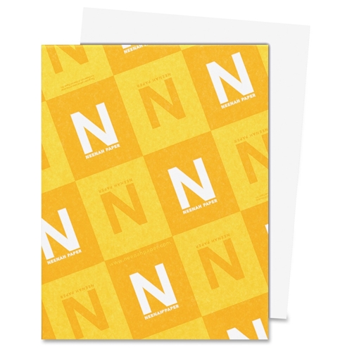 Neenah Classic Crest 80 LB REAM Smooth Solar White Paper Pack 250 Sheets Preview Image