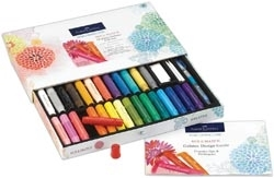 Faber-Castell 34 PIECE GELATOS GIFT SET 770161