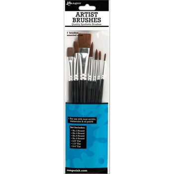 Ranger Paintbrush Set