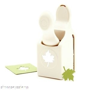Martha Stewart MAPLE LEAF Punch M283015