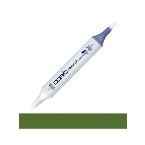Copic Sketch MARKER YG99 MARINE GREEN Preview Image