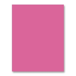 Simon's Exclusive Doll Pink Card Stock