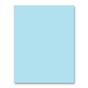 Simon's Exclusive Surf Blue Card Stock