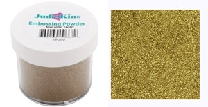 Judikins METALLIC GOLD EMBOSSING POWDER EP202*