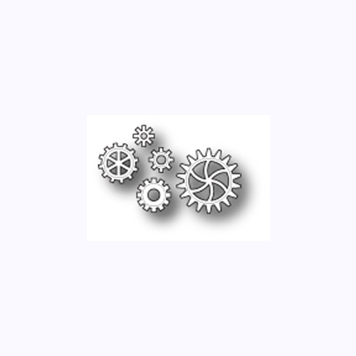 Memory Box MINI GEARS Craft DIE 98847 Preview Image