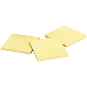 3M CANARY YELLOW Post-It Super Sticky Notes 3x3 3321-SSCY