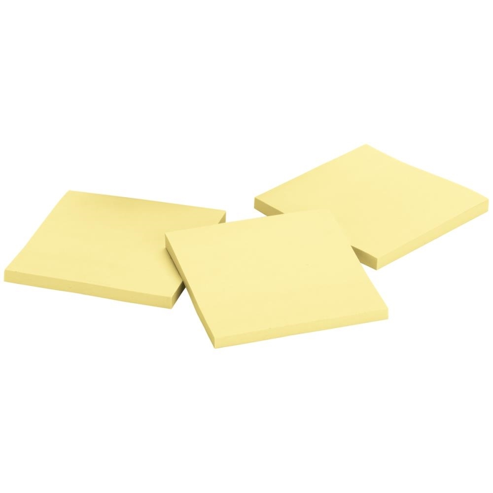 3M CANARY YELLOW Post-It Super Sticky Notes