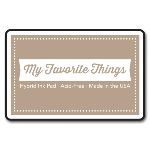 My Favorite Things KRAFT Hybrid Ink Pad MFT Preview Image