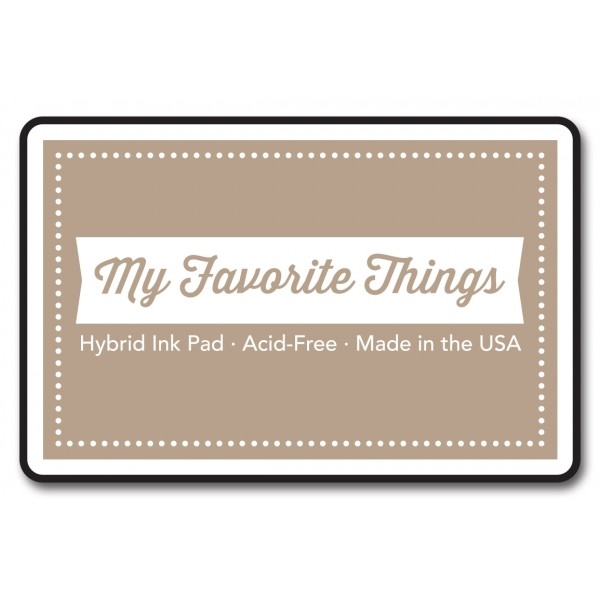 My Favorite Things KRAFT Hybrid Ink Pad MFT zoom image