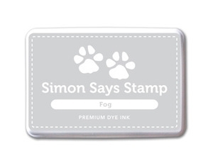 Simon's Exclusive Fog Grey Ink Pad