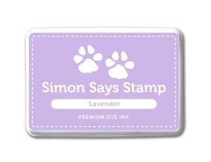 Simon Says Stamp Lavender Ink Pad