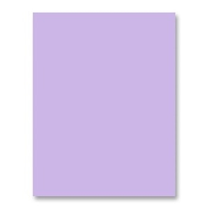 Simon's Exclusive Lavender Card Stock